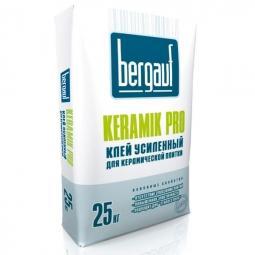Клей Bergauf Keramik Pro усиленный для керамической плитки 5 кг