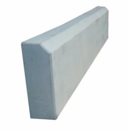 Бордюр Тротуарный Вибролитой 1000х200х75 Серый