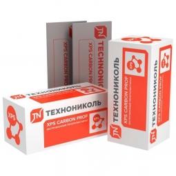 Экструдированный пенополистирол Технониколь XPS CARBON PROF 1180х580х100 мм / 4 пл.