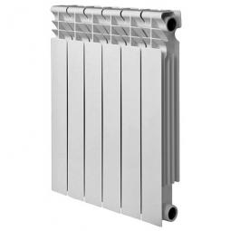 Радиатор алюминиевый Roda GSR-31 AL50006 6 секций