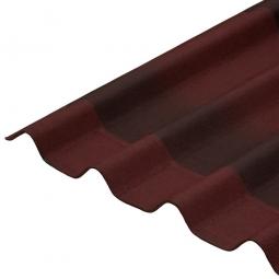 Черепица Ондулин красный 1950х960х3 5 волн