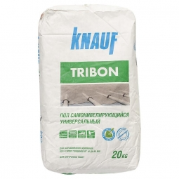 Стяжка Knauf Трибон гипсо-цементная универсальная 20кг