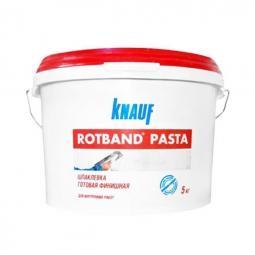 Шпатлевка готовая Knauf Ротбанд-Паста 5 кг