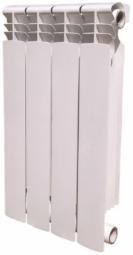 Радиатор алюминиевый Roda GSR-30 AL50004 4 секции