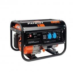 Генератор Patriot GP 2510 2.0/2.2 кВт
