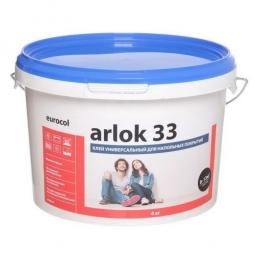 Клей водно-дисперсионный Forbo Arlok 33 (1.3кг)