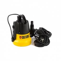 Дренажный насос Denzel DP500E 500 Вт