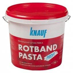Шпатлевка готовая Knauf Ротбанд-Паста Профи 5 кг