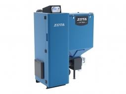 Котел твердотопливный Zota Optima автоматический 20 кВт