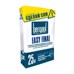 Самонивелирующийся пол Bergauf Easy Final финишный 25кг