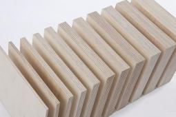 Фанера ФК шлифованная с 2 сторон 3x1525x1525 мм, сорт 2/4, береза
