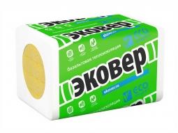 Базальтовый утеплитель Эковер Лайт 45 1000х600х50 / 12 пл.