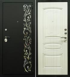 Металлическая дверь Турин, Йошкар-Ола, 960*2050, сандал белый