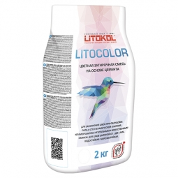 Затирка Litokol Litocolor L.24 2 кг