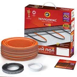 Двухжильная кабельная система Теплолюкс ProfiRoll 20.5-360
